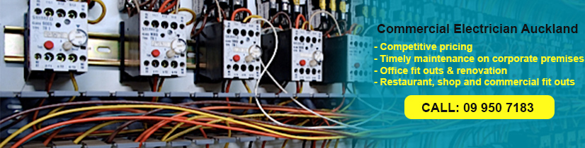 commercial electrician Auckland