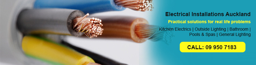 electrical installations Auckland